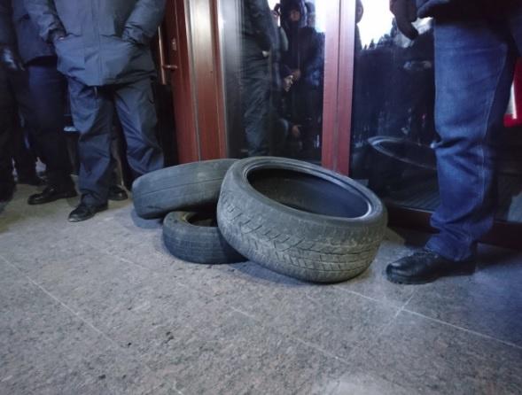 В Харькове прошел марш злых горожан   [фото]