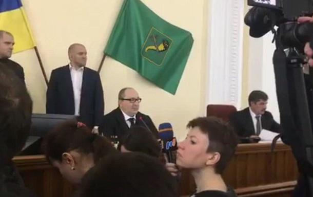 Кернес обматерил экс-депутата