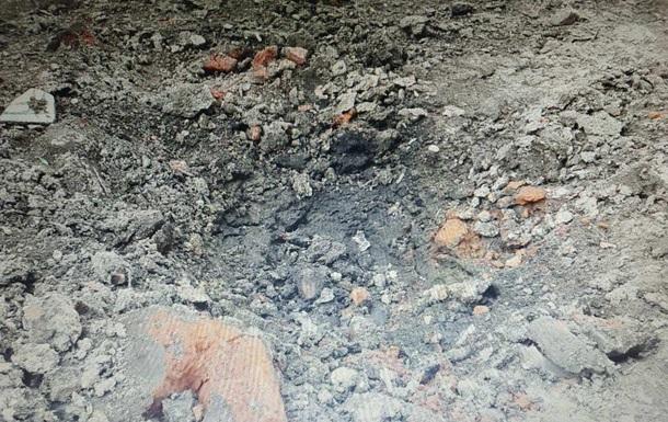 Работникам харьковского вуза во двор бросили гранату