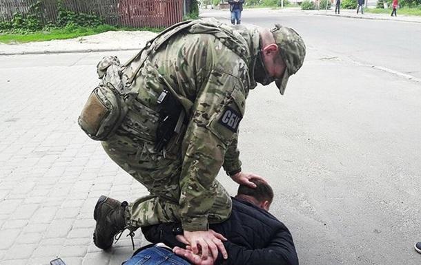 В Харькове арестовали шпиона-полицейского