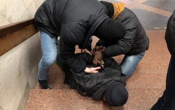 В метро Харькова предотвращен теракт - СБУ