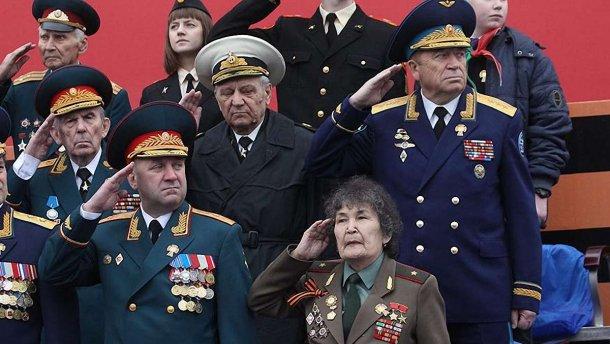 Репетиція 9 травня за російським сценарієм: як працює пропаганда