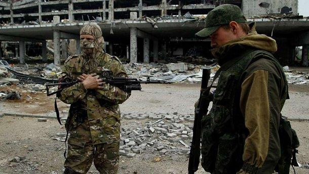 Російський груз 200 і просто бидло в Донецькому аеропорту: дивіться відео