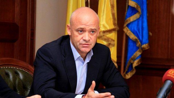 Труханов вернулся в Украину, его сразу задержали
