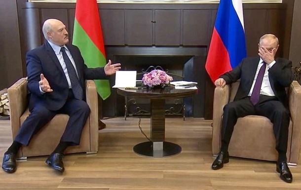 Украинского сценария не будет. Итоги встречи Путина и ЛукашенкоСюжет