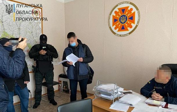 В ГБР назвали одну из причин пожаров на Луганщине